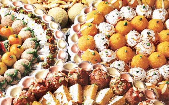 Diwali and the Diet
