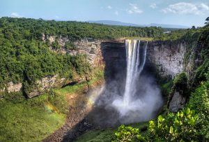 Largest Single Drop Waterfall Winter Travel