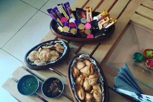 Food and Diwali
