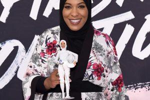 Hijab Wearing Barbie