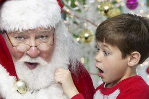 The Santa Talk