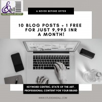 Blogging Package